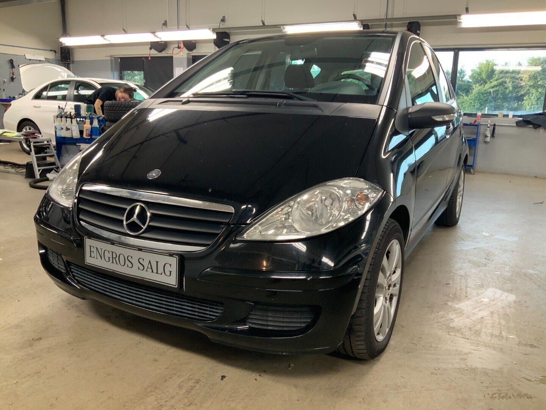 Mercedes-Benz A160 2,0 CDi Classic