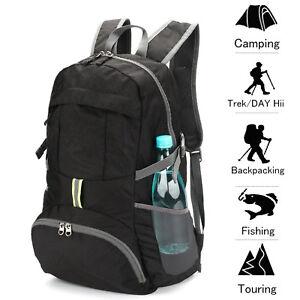 35L-Women-Men-Kids-Ultralight-Packable-Hiking-Daypack-Backpack-Day-Back-Pack