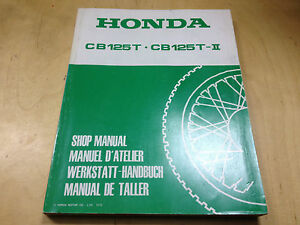 Manual-de-Taller-CB-125-T-CB-125-T-Ii-1978