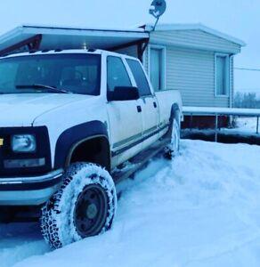 1997 GMC 3500 6.5