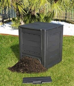 ... GRANDE GIARDINO BIDONE COMPOSTIERA Eco Friendly Recycling Compost