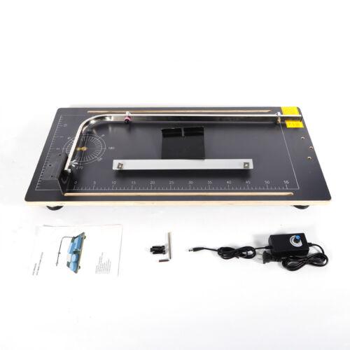 Styroporschneidegerät Styroporschneider Thermosäge Heißdrahtschneider 1040 Zubehör Baustoffe & Bauelemente
