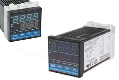 6//12 K Thermocouple FAST US SHIP CD101 Digital PID Temperature Controller
