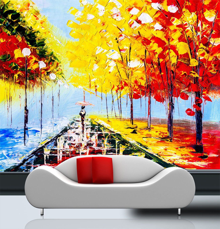 3D Oil Painting 099 WallPaper Murals Wall Print Decal Wall Deco AJ WALLPAPER