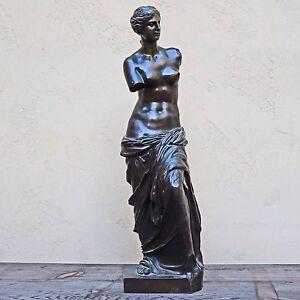 Antique Bronze Sculpture, Statue Aphrodite Of Milos, Venus ...