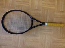 Head Pro Stock TGK 219.1 Extreme Black out  4 1/2 grip RARE Tennis Racquet