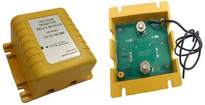 Kontrollierte Ladung für 2 Batterien Batterie Tennrelais High Power 12V 200Amp