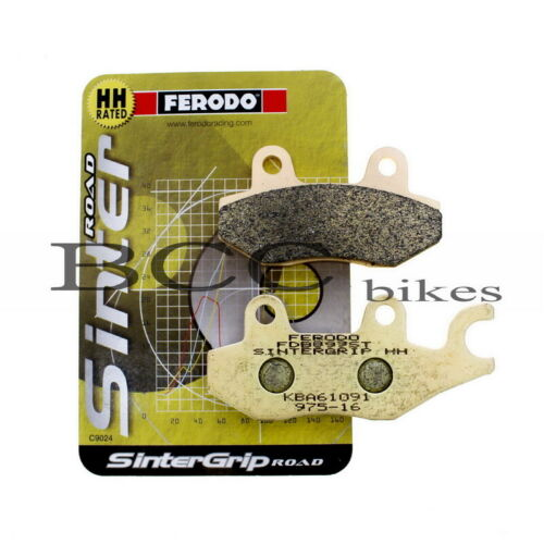 10-15 623332412 Ferodo Plaquette De Frein VA-Kawasaki-KLX 125-lx125c-Bj