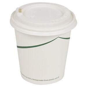 100-1000 Disposable Hot Drink Takeaway Paper Cups Tea Coffee 6oz 7oz 10oz 12oz