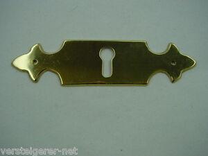 Möbelbeschlag Schlüsselloch Schlüssellochblende Niedrigerer Preis Mit Schlüsselschild Gutes Renommee Auf Der Ganzen Welt Messing