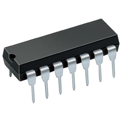 Circuito integrado 4081B DIP-14