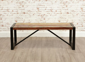 Baumhaus-Urban-Chic-Funky-Small-Dining-Bench-Reclaimed-Wood