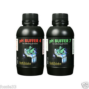 La-tecnologia-di-crescita-Buffer-4-amp-7-PH-calibrazione-Pack-300ML