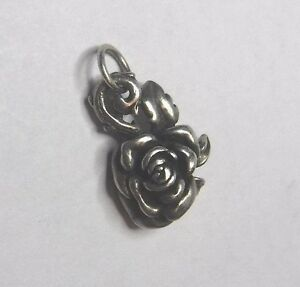 Image Is Loading Kabana Designer 3 4 034 Sterling Silver Rose