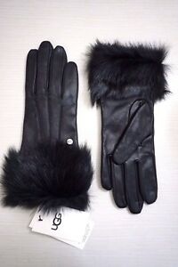 UGG-Women-s-Toscana-Shearling-Black-Leather-Smart-Tech-Gloves-Black-Shearling