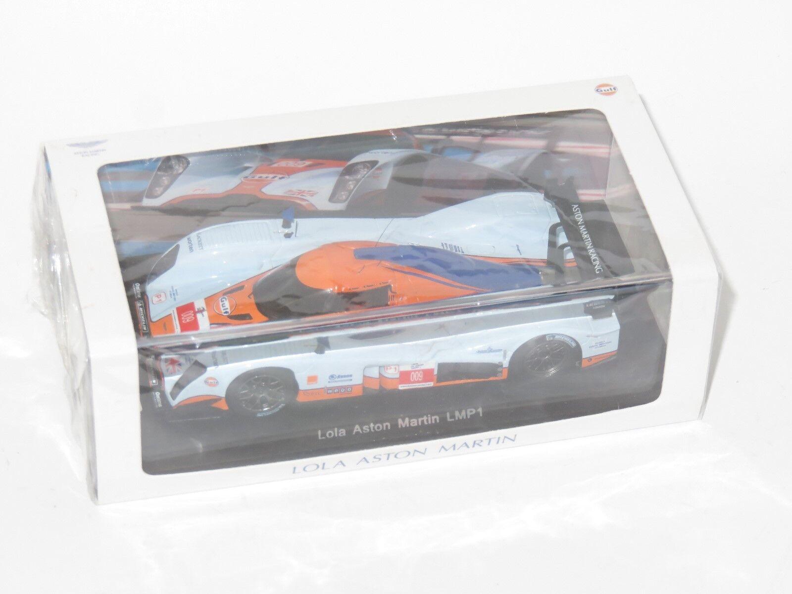 1 43 Gulf Racing Lola Aston Martin LMP1       Aston Martin Team Limited Edition 7b7ed5