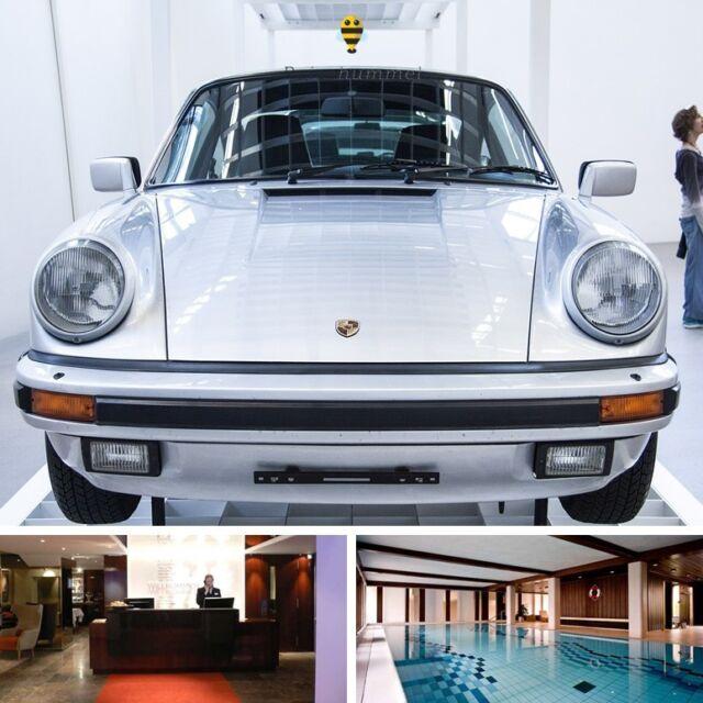 3 Tage Städtereise Stuttgart Autostadt 4★ Hotel Adler Asperg Kurzreise + Porsche