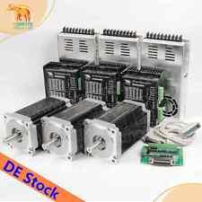 [DE Stock] WANTAI3aixs NEMA34 Stepper Motor 1232oz-incnc machine WT86STH118-6004