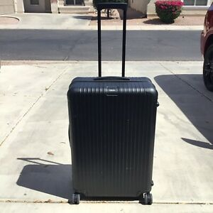 "Rimowa Salsa 32"" Hardside Luggage Black (3)"