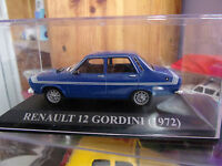 Renault 12 Gordini 1972 Neuf En Boite