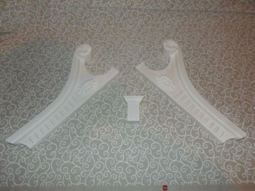 window pediment frame architrave detail A traditional georgian style door