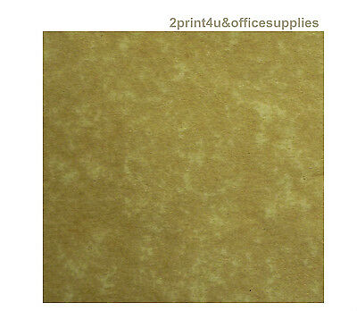 /'VELLUM/' A4 MARBLE EFFECT 100GSM PARCHMENT PAPER FOR WEDDING INVITE//CERTIFICATES