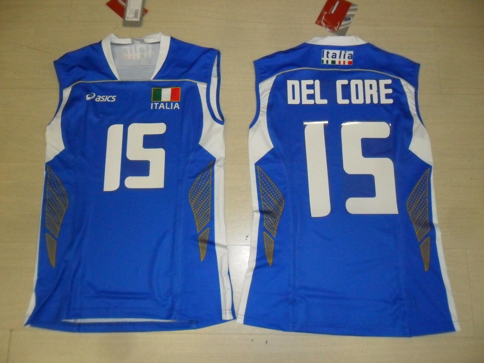 GRÖßE XL DIE DIE DIE CORE FIPAV ITALIEN ITALY VOLLEYBALL T-SHIRT OLYMPIADE DAMEN 4823f5