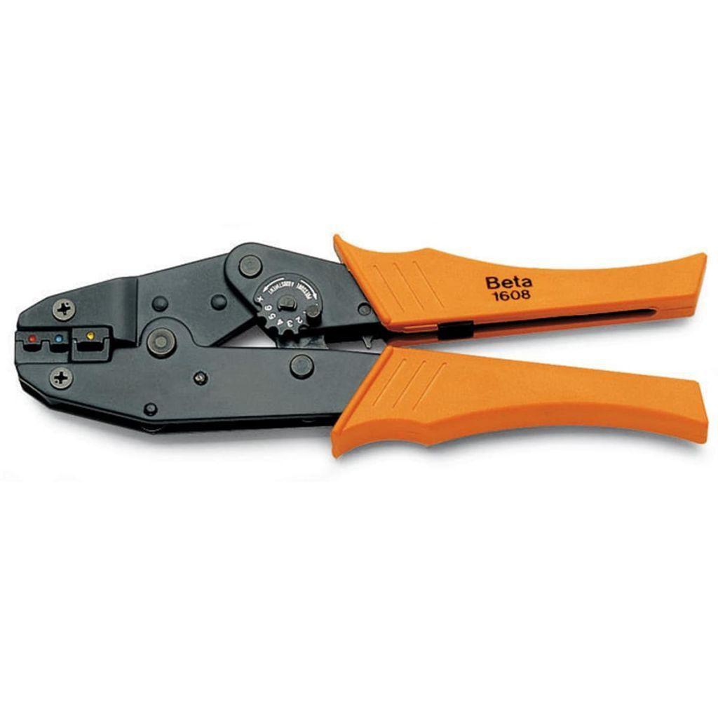 Beta Tools Crimpzange Crimpzange Crimpzange Zange Abisolierzange 1608 Stahl Länge 230 mm 016080001 773d3e