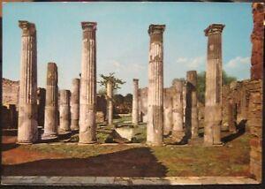 Italy-Pompei-Scavi-Casa-di-Pansa-Peristilio-unposted