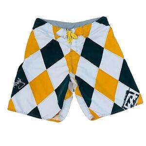 Billabong-Retro-Men-039-s-Boardshorts-Size-38
