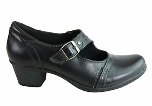 NEW-PLANET-SHOES-TORI-WOMENS-COMFORTABLE-LEATHER-LOW-HEEL-MARY-JANE-SHOES