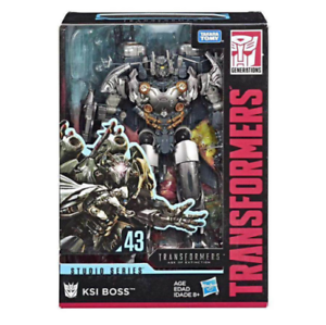 Details about Hasbro Transformers KSI Boss Studio Series 43 Voyager Class  SS43 Action Figures