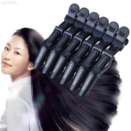 A5F2 Women Flat Clips Snap Barrette Pins Clamps Rhodium Hairpin Hair Accessories