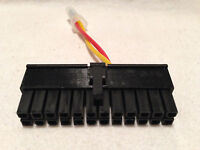 Lot Of 5 Jumper Connector Ocz Modular Psu For Stand Alone Use W/o Motherboard