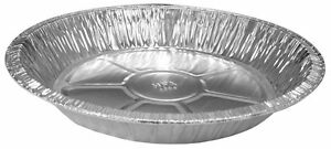 Image is loading Handi-Foil-9-034-Aluminum-Pie-Pan-Extra-  sc 1 st  eBay & Handi-Foil 9