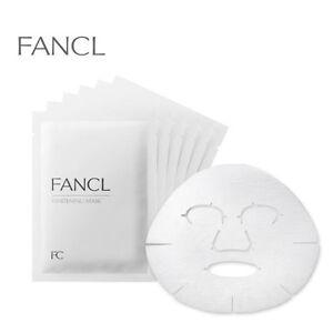 2019-Renewal-FANCL-Whitening-Face-Mask-6-masks-per-pack-x-18ml-each-Japan