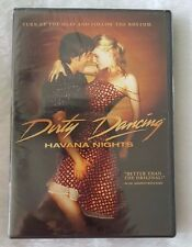 """NEW AND SEALED 2004 """"Dirty Dancing Havana Nights"""" DVD"""