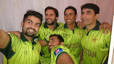 Cheapest on Official Pakistan World Cup 2015 shirt Huge Bargain