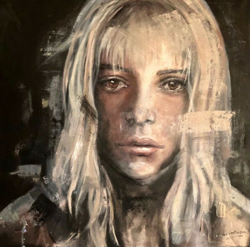Oil Painting by Sua vd Westhuizen