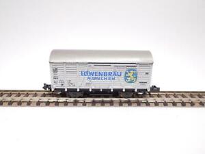 ROCO-N-Bierwagen-LOWENBRAU-MUNCHEN-37174