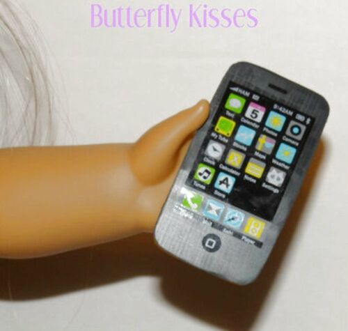 Smart Cell Phone U Choose 18 in Doll Clothes Accessory Fits American Girl B