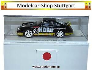 Porsche-Carrera-RS-39-24h-Tokachi-1994-Obata-Uehara-Furuya-Spark-1-43-SJ013