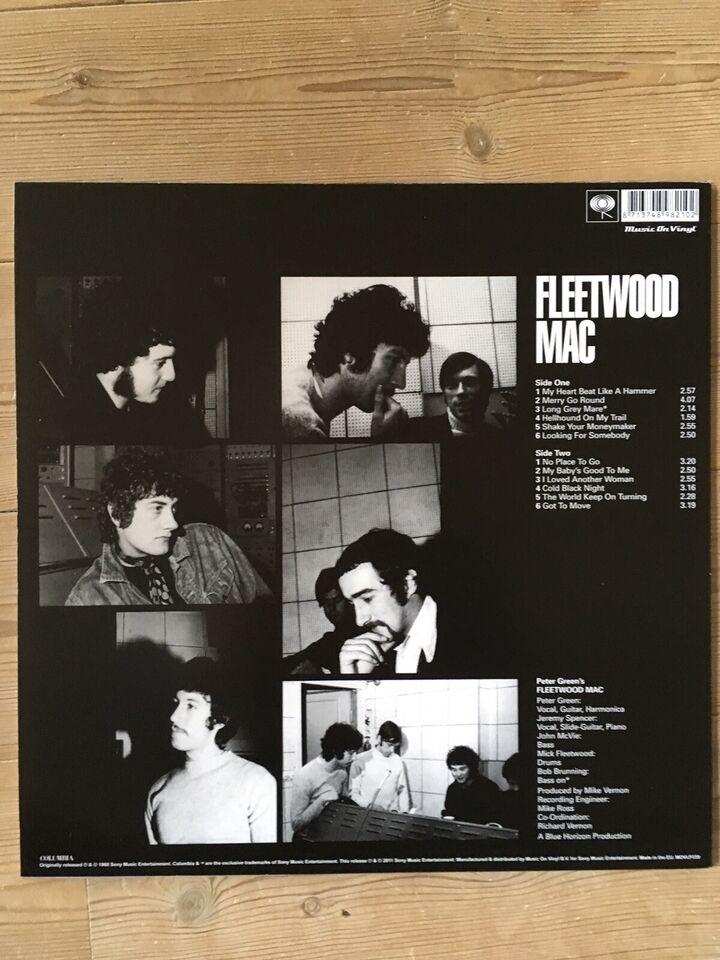 LP, Fleetwood Mac, Fleetwood Mac