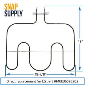 DG47-00037A Samsung Heater Sheath-Grill Ac24 Genuine OEM DG47-00037A