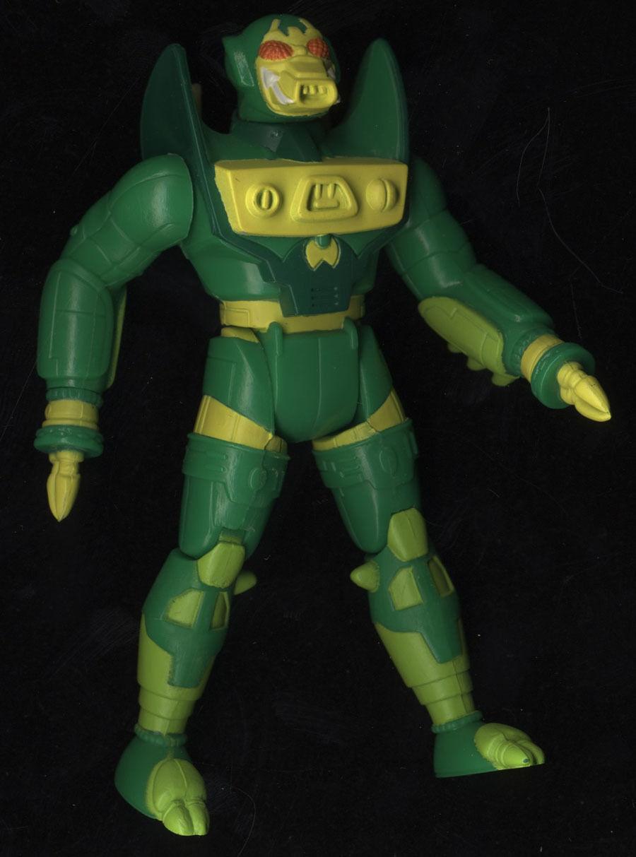 Kenner Super Powers Mantis Loose Complete 1984 DC Action Figure