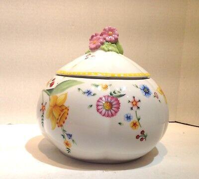 Villeroy Boch Spring Awakening Storage Jar