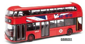 "Corgi GS89201 New Bus for London 'Borismaster' ""New Routemaster"""