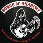 Songs of Anarchy: Music from Sons of Anarchy Seasons 1-4 [Original TV Soundtrack] by Original Soundtrack (CD, Mar-2013, Columbia (USA))