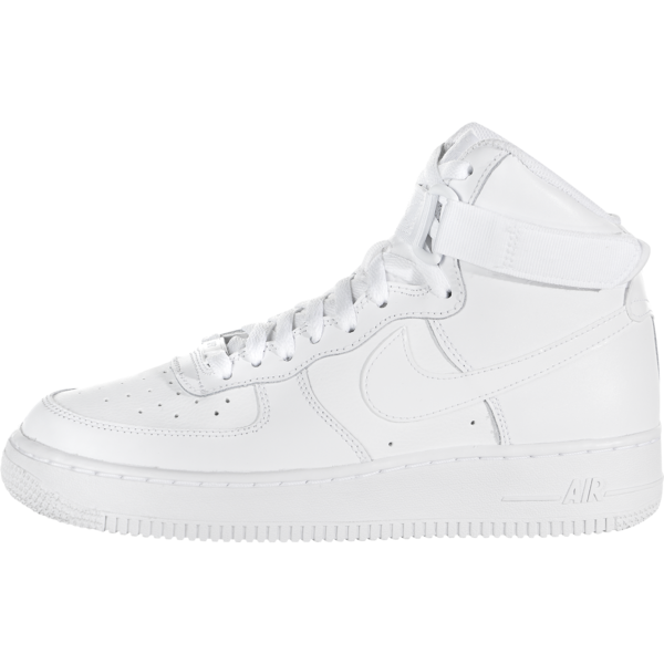 Nike Air Force 1 High Boy's Sneakers - White for sale online   eBay