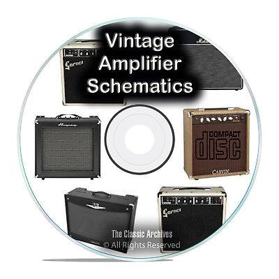 792 Vintage esquemas de Amplificador, Fender, Fisher, Marshall Vox on super champ head, super champ x 2, super champ x2 review,